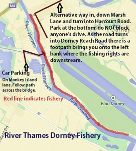 River Thames – Dorney